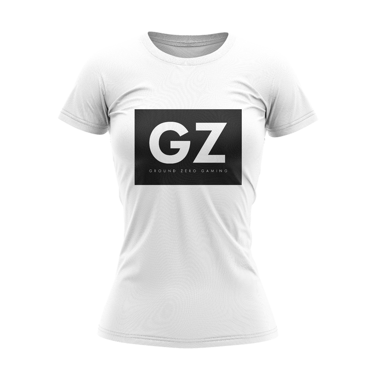 Ground Zero Women's Boxed Tee Black