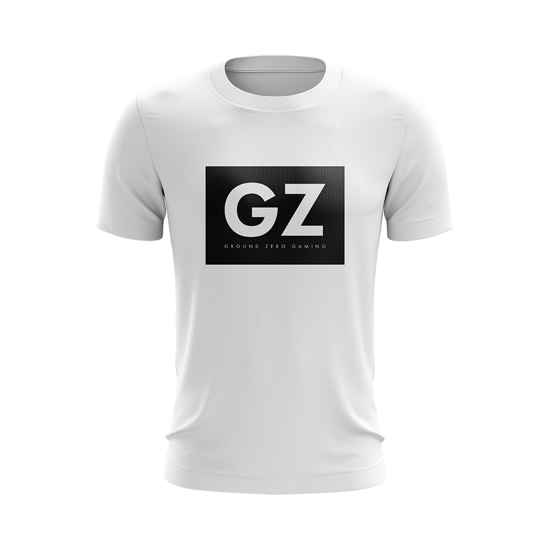Ground Zero Boxed Tee Black