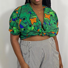 Load image into Gallery viewer, Mya Vintage Blouse