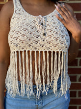 Load image into Gallery viewer, Bohemian Knit Top