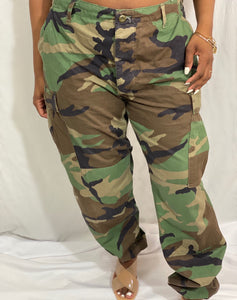 Army Fatigue Pants