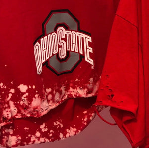 Reworked Ohio State Tee
