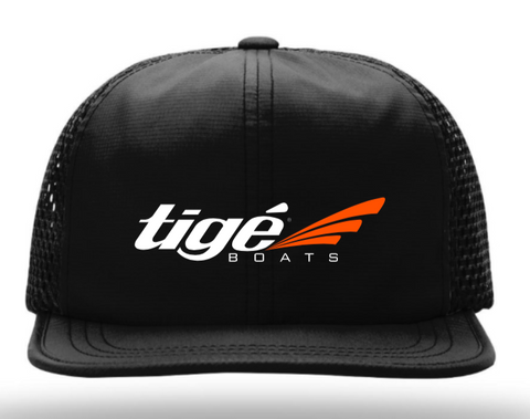 Tige Boats Water Resistant Hat - Black