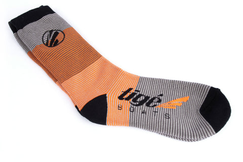 Tige Logo Golf / Crew Socks