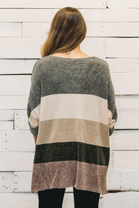 Shailene Sweater - Olive