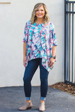 Load image into Gallery viewer, Joelle Tie Dye Top