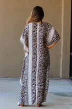 Load image into Gallery viewer, BuddyLove - Derby High-Low Maxi Dress - Kenya - ellies-clothing-boutique