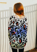 Load image into Gallery viewer, Linden Leopard Print Top