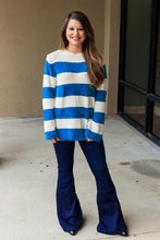 Load image into Gallery viewer, Teagan Stripe Sweater