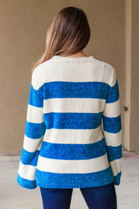 Teagan Stripe Sweater