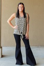 Load image into Gallery viewer, Eliza Top - Beige Leopard