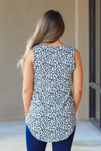 Load image into Gallery viewer, Eliza Top - White Leopard