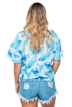 Load image into Gallery viewer, BuddyLove - Rah Rah Top - Jungle - ellies-clothing-boutique