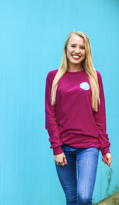 Kindness&Confetti: Kind Heart, Fierce Mind - Long Sleeve