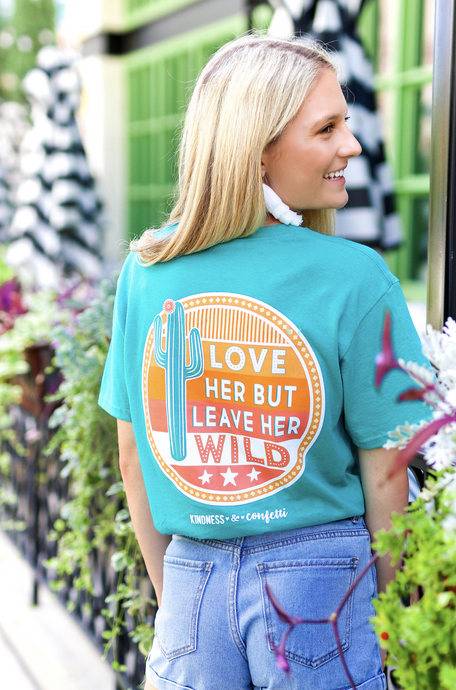 Kindness&Confetti: Love Her But Leave Her Wild