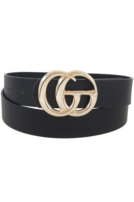 Genevieve Belt - Black