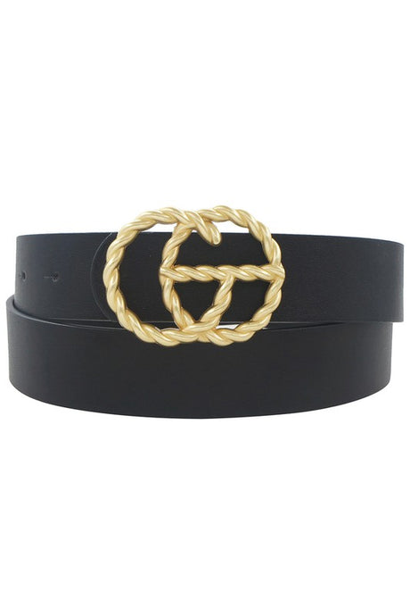 Giselle Belt - Black