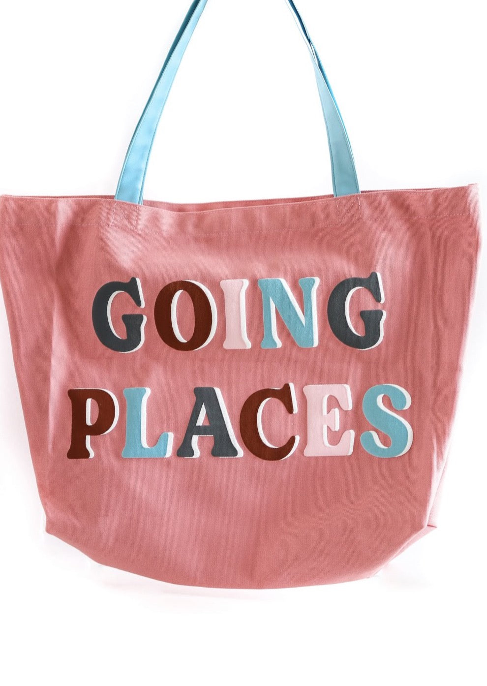 Jadelynn Brooke Tote Bag - Going Places
