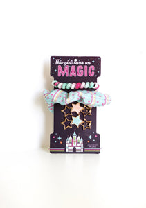 3HappyHooligans: Hair Set - This Girl Runs on Magic
