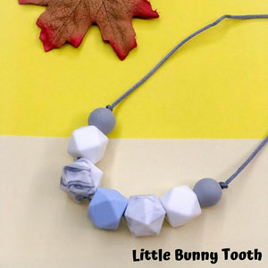 Silicone Teething Necklace - Phoebe