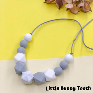 Silicone Teething Necklace - Evelyn