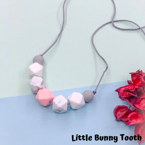 Silicone Teething Necklace - Julia