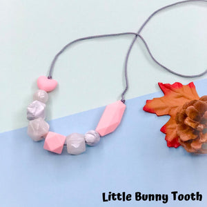 Silicone Teething Necklace - Kate