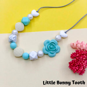 Silicone Teething Necklace - Camila