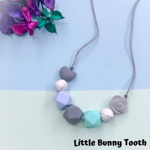 Silicone Teething Necklace - Tiara