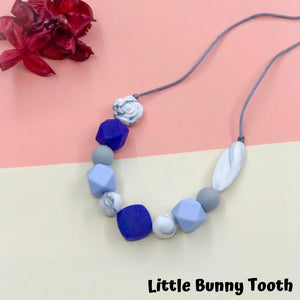Silicone Teething Necklace - Yvette