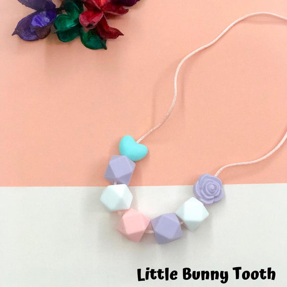 Silicone Teething Necklace - Omyra