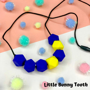 Silicone Teething Necklace - Mia