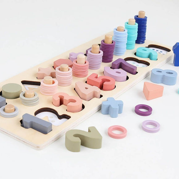 Montessori Education Toy