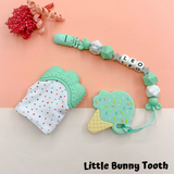 First Teething Set - Boy (Personalise Name)