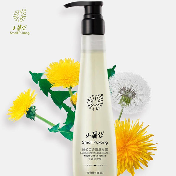 Small Pukong - Dandelion Revitalizing Shampoo Multi-Effect Shampoo