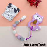 First Teething Set - Girl