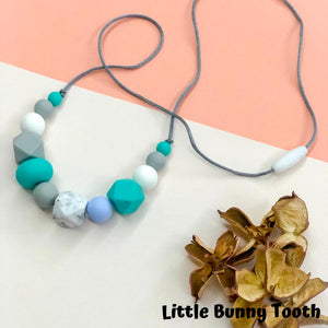 Silicone Teething Necklace - Molly