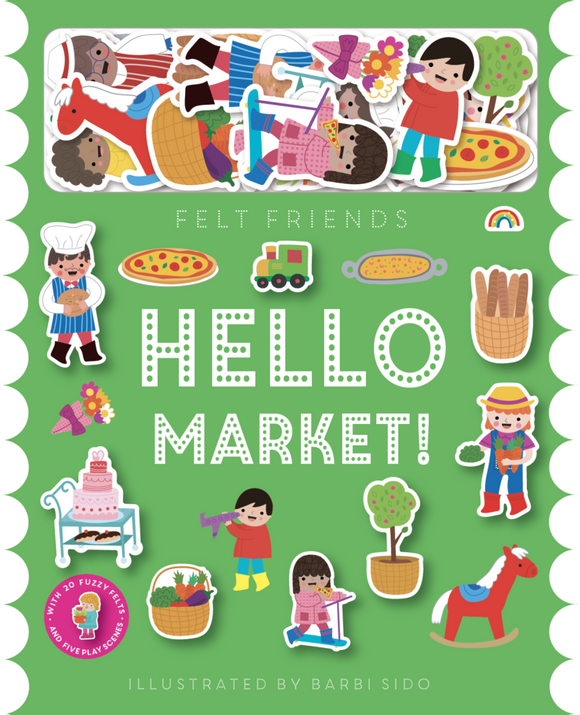 Felt Friends - Hello Market!