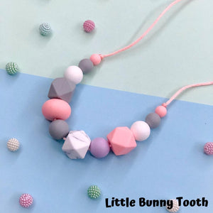 Silicone Teething Necklace - Ivy