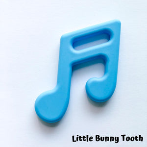 Music Note Teether