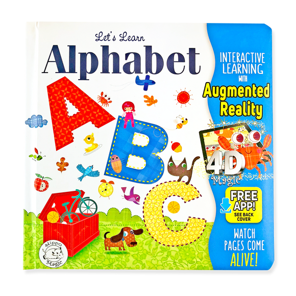 Let's Learn - Alphabet ABCs