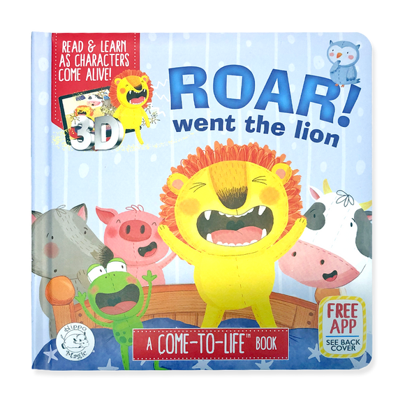 Roar! Went the Lion
