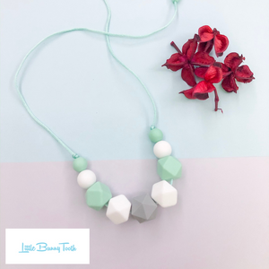 Silicone Teething Necklace - MIla