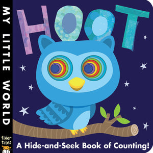 Hoot: A Hide-and-Seek Book of Counting!