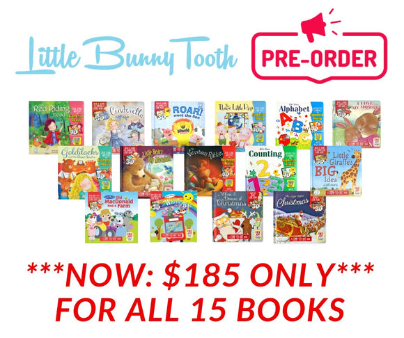 Little Hippo Books - Bundle D (15 Titles)