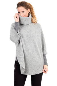 CHAMBERY WOMEN SWEATER WOOL CASHMERE