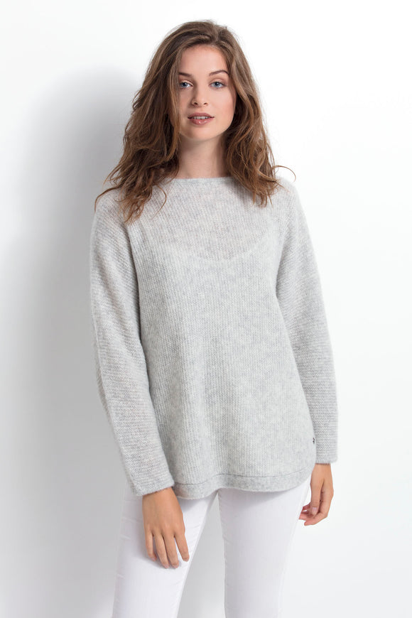 DAISY Women sweater 75 %Cashmere 25 % Silk