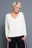 DAVIDSON WOMEN SWEATER 100% CASHMERE