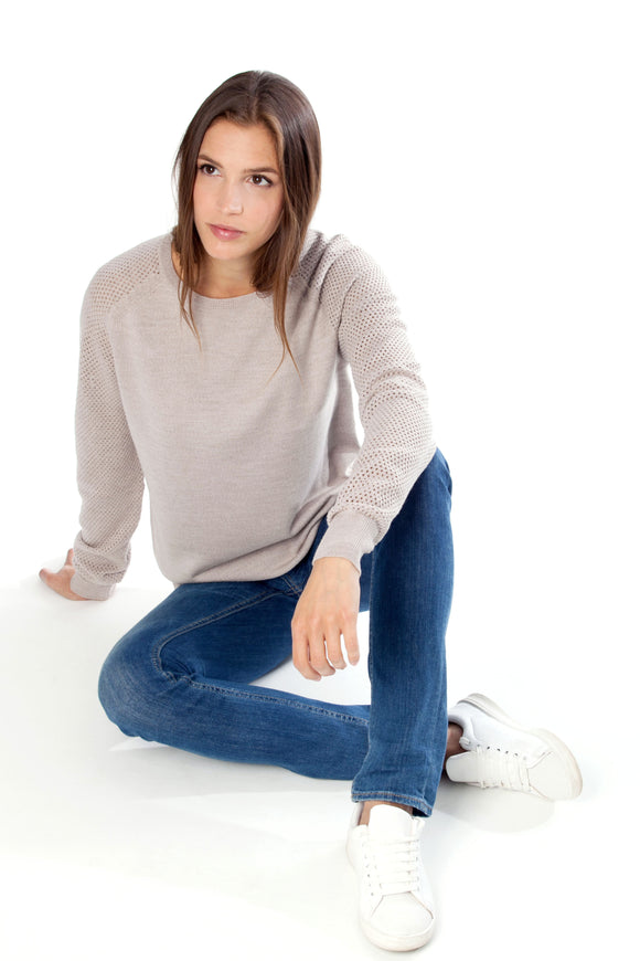FRAGILE- VSM SWEATER WOMEN
