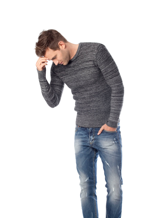 FURIOS-  SWEATER MEN MERINO WOOL